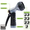 Melnor 7-Pattern Nozzle Features