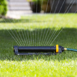 Oscillating Sprinklers