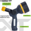 90404 Melnor Torrent 7-Pattern Nozzle