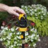 Melnor 15752 Turbo Rotary Sprinkler Adjustments