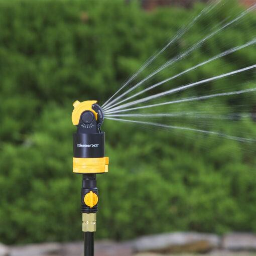Melnor 15752 Turbo Rotary Sprinkler Spray