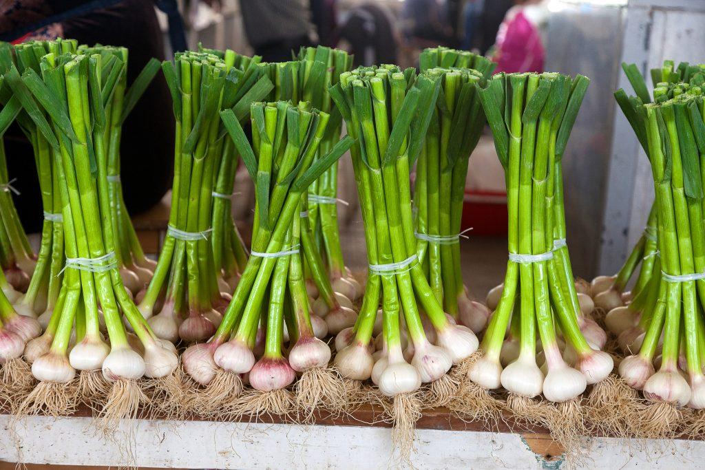 garlic bundles for sale